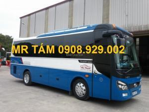 Giá xe 29 chỗ bầu hơi tb82