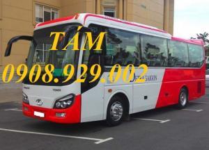 Giá Xe 29 Chỗ Thaco Tb82s Đời Mới