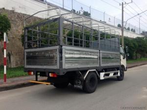 Đại lý Hino Miền Nam phân phối xe tải Hino mui bạt WU342L 5 tấn, mẫu mới 2016