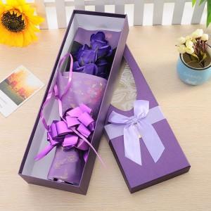 Món quà ý nghĩa nhân ngày 14/2 - Hoa Hồng Sáp I Love You Forever 9 Bông -  - MSN383103