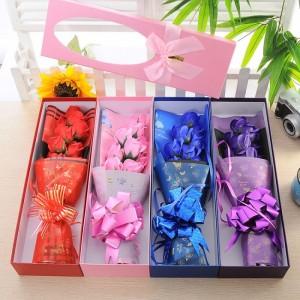 Hoa Hồng Sáp I Love You Forever 9 Bông - Món quà tặng ý nghĩa - MSN383103