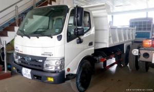 Bán xe Ben Hino Dutro 5 tấn mới nhập khẩu Indonesia, giá tốt