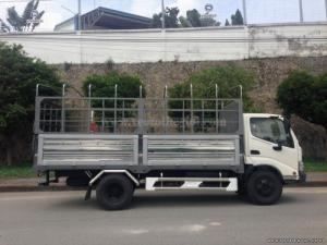 Tải Hino Dutro WU342L thùng kín, mui bạt, ben các loại giá rẻ 480 triệu