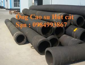 Ống Cao Su  lõi thép Hút Cát Phi 110