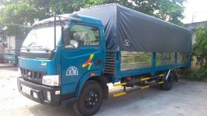 VT490A- Tải 4t9-Dài 5m1- Máy HyunDai nhập khẩu- Cabin Tiện nghi sang trọng!