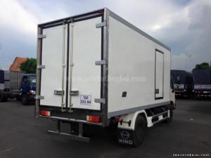 Bán xe Hino WU342L 5 tấn, xe mới có sẵn thùng 4m5, mới 2016