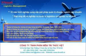 Tri Thức Việt – Phần mềm  Quản lý vận chuyển TTV_Logistics