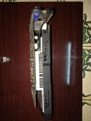 Bán Card màn hình Asus 750 TI OC 2gb DDr5 2 quạt