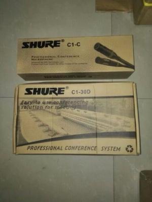 micro shure c1c