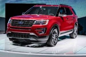 Ford Explorer 2018, xe cho năm 2018, giá đúng nhất hệ thống Ford