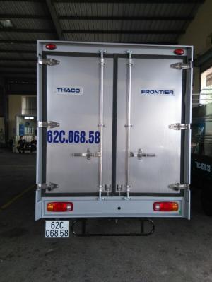Xe tải Kia K165s 2,3 tấn thùng kín vào đường thành phố giao xe ngay trong tháng, hổ trợ vay 80%