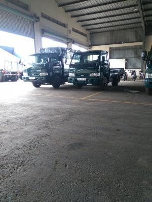 CHUYÊN BÁN Xe tải Kia K165 nâng tải 2 tấn 4,giao xe 5 10 ngày,hỗ trợ vay ngân hàng
