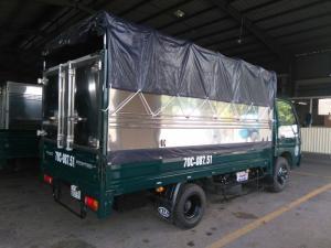 Tây ninh,giá xe tải ben tây ninh, bán xe tải Kia K165S/ Kia 2T4 đời 2017, giá xe tải 1t4,1t9,2t4,có xe giao ngay