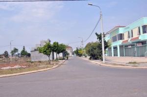 Bán đất mặt tiền chợ dự án Center Mart nằm ở khu đô thị mới phía nam Đà Nẵng