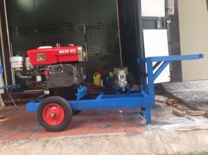 Cơ sở sản xuất máy nổ bỏng ngô bỏng gạo, máy nổ bỏng ống chạy dầu giá rẻ