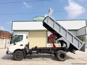 Bán xe tải Hino WU352L-NKMQHD3,thùng dài 5m tải trọng 3.5 tấn giá 480 triệu