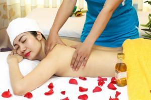 Khóa đào tạo dạy học chăm sóc da massage uy...
