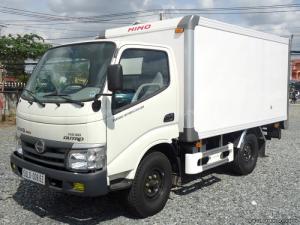 Bán xe tải Hino 3.5 tấn thùng kín giá 480 triệu, giao xe toàn Quốc