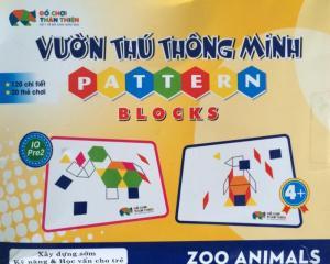 Vườn thú thông minh (pattern blocks)