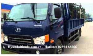 Xe chở kính Hyundai HD99 trọng tải 6,5 tấn