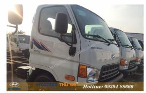 Hyundai HD700 trọng tải 7 tấn Sát xi