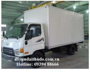 Xe tải Đồng Vàng HD65 trọng tải 2,5 tấn