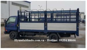 Xe tải HD600 trọng tải 5,3 tấn thùng bạt