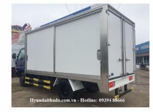 Xe tải HD600 trọng tải 5,3 tấn thùng kín