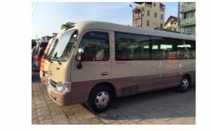 Xe khách Hyundai County Đồng Vàng ghế 2 - 2 Châu Âu