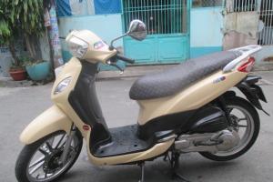 Xe Sym Phony 125cc,xe nhập, màu vang mo nhé...