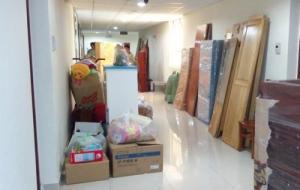 Dịch vụ chuyển nhà tại keangnam của Thần Đèn