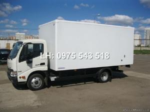 Bán xe tải hino Dutro 5 tấn thùng kín, mui bạt, thùng lửng, gia cầm, …, giá tốt