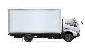 Cần bán Hino tải 4.5 tấn WU352L 110HD, thùng kín nhập khẩu nguyên chiếc