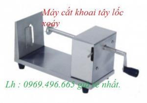 Máy cắt khoai tây lốc xoáy giá rẻ tại Hà Nội.