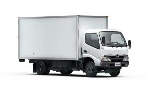 Gía bán xe tải Hino Dutro 4.5 tấn WU352L-NKMRJD3 thùng kín, giá tốt