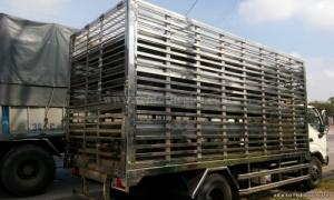 Hino thùng chở Gia cầm WU352L-NKMRJD3 tải trọng 4.5 tấn xe mới 2016