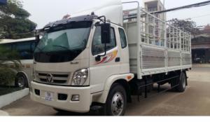 Thaco Ollin 8t,xe tải từ 1t98 đến 9t Dòng Xe Tải Trung Tự Tin Chất Lượng TP.HCM