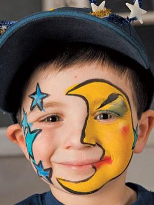 [RẺ] Hóa trang Halloween - Cung cấp họa sĩ vẽ face painting - Công ty Song Nhi