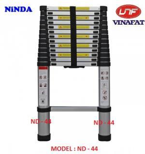 Thang nhôm rút gọn NinDa, thang nhôm rút đôi, thang nhôm đa năng NinDa