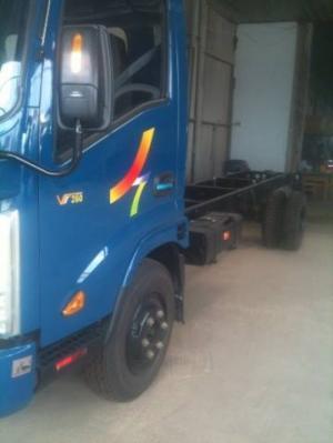 Veam VT260 1.9 tấn thùng dài 6m2