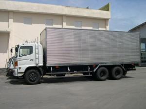 Bán xe tải Hino FL8JTSA Thùng kín 7m8, trả góp, lãi suất thấp 2016 giá 1 tỷ 460 triệu