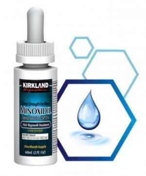 Sản phẩm giúp Mọc Râu Minoxidil 5% của Mỹ