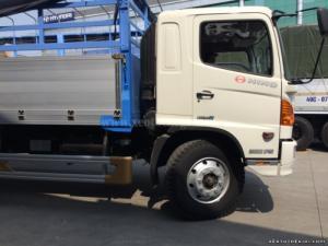 Thông số kỹ thuật xe tải Hino FL8JTSA 16 tấn thùng 7m8 giao ngay