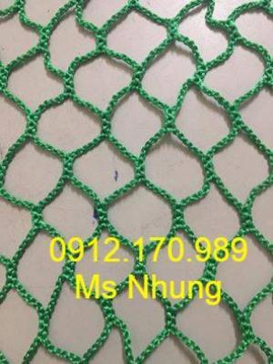 Lưới dù an toàn công trình