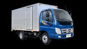 Bán xe tải thaco ollin tải trọng dưới 2,5 tấn chạy trong thành phố