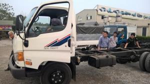 HD800 8 tấn Thùng 5m1- Xe tải máy HyunDai nhập 3 cục Hàn Quốc- Giá cả Phải chăng!