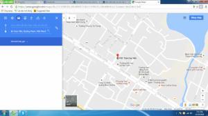 Chính chủ bán lô đất kiệt 2m đường Trần Cao Vân - TP Tam Kỳ