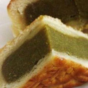 bánh nướng nhân trà xanh
