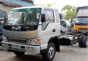 Xe tải 8.45T nhận ngay ưu đãi 100% phí trước bạ và phiếu mua dầu lên đến 1000l
