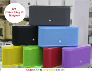 Loa Bluetooth không dây Kingone K9 -Thiết kế an toàn, dáng dấp hiện đại, ấn tượng vừa phải - MSN181067